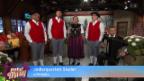Video «Jodlerquartett Studer» abspielen