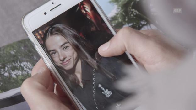 Video ««Man lässt sich beeinflussen von den Bildern auf Social Media»» abspielen