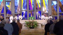 Link öffnet eine Lightbox. Video Römisch-katholischer Gottesdienst aus St. Gallus, Zürich abspielen