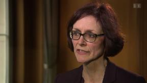 Video «Neue Economiesuisse-Direktorin Monika Rühl im Interview» abspielen
