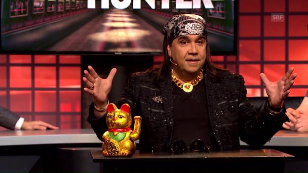 Video «Mike Shiva hypnotisiert das Publikum» abspielen