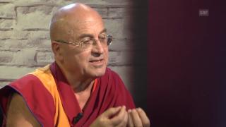 Video «Matthieu Ricard – vom Wissenschaftler zum buddhistischen Mönch» abspielen