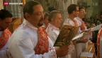 Video «Christliche Minderheiten: Feiern unter Anspannung» abspielen