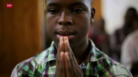 Buddha in Afrika
