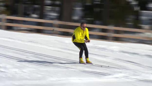 Video «Traum der Olympiade in Graubünden ist geplatzt» abspielen