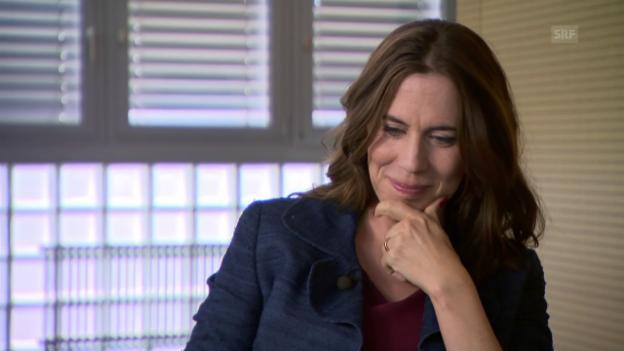 Video «Susanne Wille reagiert auf Zuschauerkommentare» abspielen