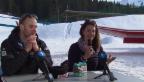 Video «Dominique Gisin und Didier Défago treten zurück» abspielen
