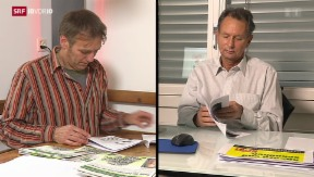 Video «Ecopop-Fokus, Gespaltenes Land, Fahreignungstests für Senioren» abspielen