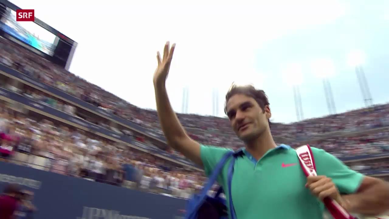 Tennis: US Open, Halbfinals Männer
