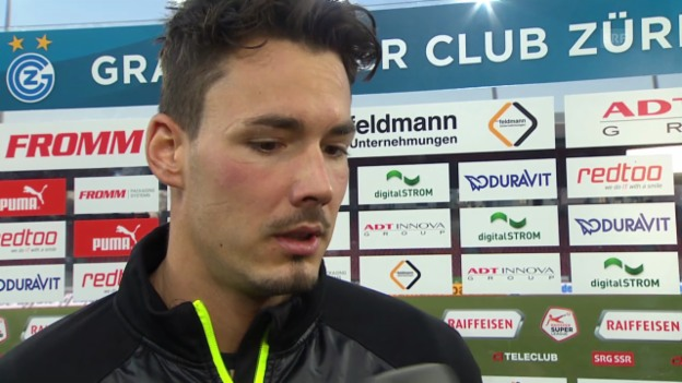 Video «Interview mit Roman Bürki» abspielen