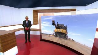 Video «Remo Stoffels Projekte | Milliardengeschäft mit Hybrid-Weizen» abspielen