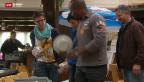 Video «Ausverkauf auf 2011 Meter über Meer» abspielen