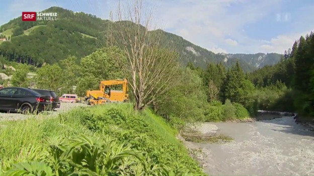 Video «Schweiz aktuell vom 27.05.2016» abspielen