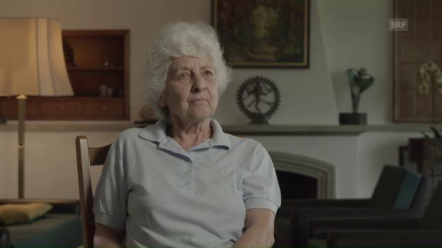 Video «Sylvia Caduff über Widerstand im Orchester» abspielen