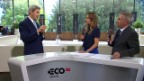 Video ««ECO Spezial» vom Swiss Economic Forum 2018: Tag 2(2)» abspielen