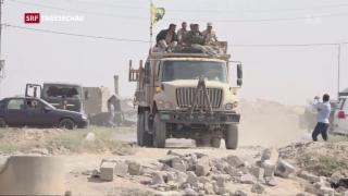 Video «Konflikt um Kirkuk im Nordirak» abspielen