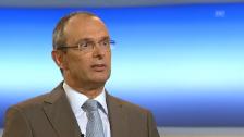 Video «Polizeikommandant Beat Hensler in der «Rundschau»» abspielen