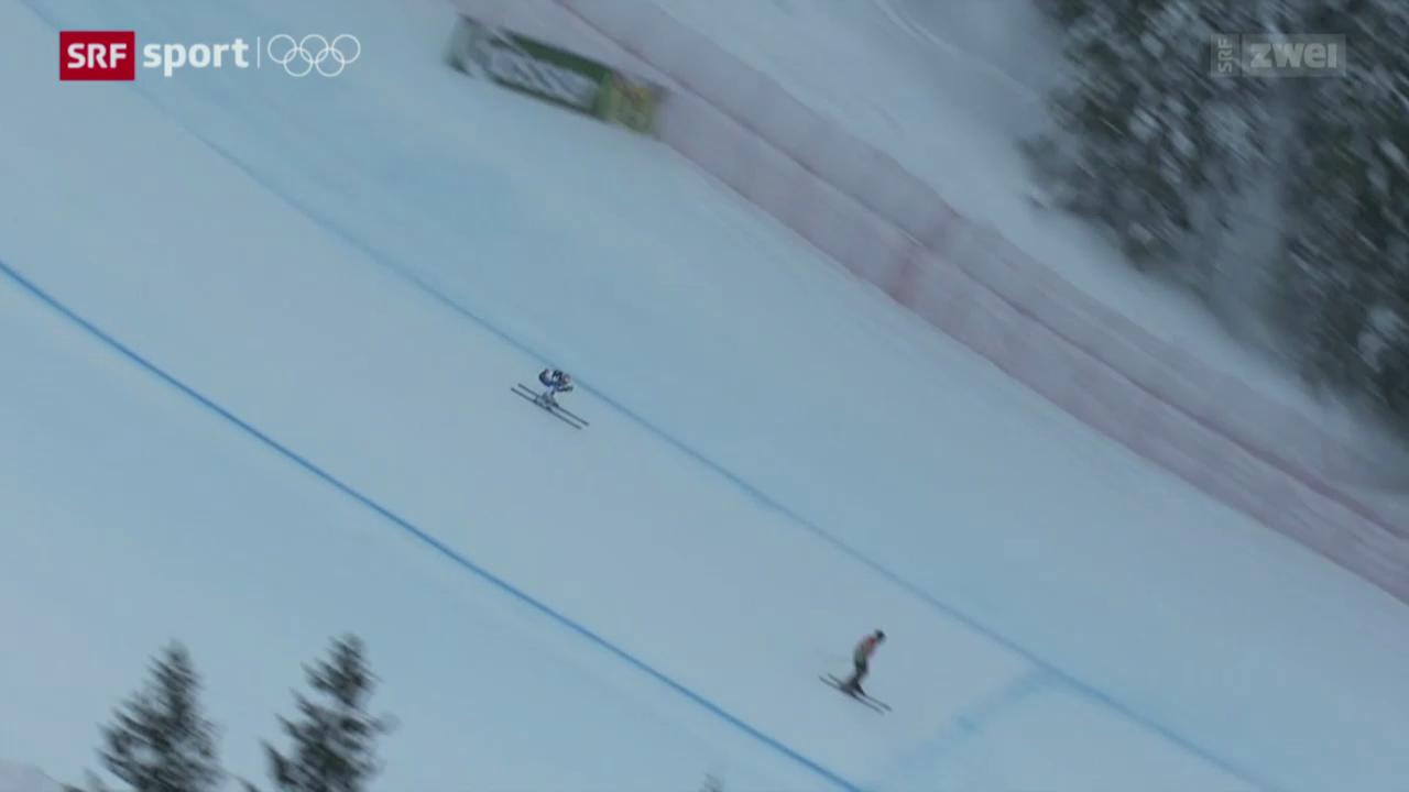 Ski: Vilettas hochverdienter Erfolg