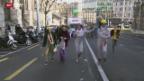 Video «Weiterhin erhöhte Terrorgefahr in Genf» abspielen