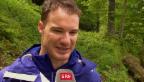 Video «Dario Cologna, der Gartenbanause» abspielen