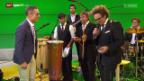 Video «FIFA WM: Marc Sway stellt ein Instrument vor» abspielen