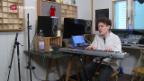 Video «Rapper Nemo legt nach Erfolgsjahr eine Pause ein» abspielen