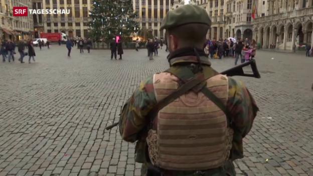Video «Möglicherweise Terroranschlag verhindert» abspielen