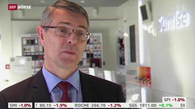 Video «SRF Börse vom 09.11.2015» abspielen