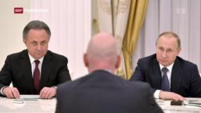Video «OK-Präsident der Fussball-WM tritt zurück» abspielen
