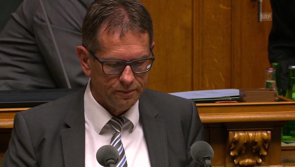 Markus Lehmann, Gegner des «Opting-Outs»