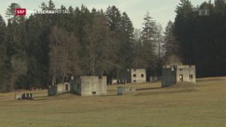 Video «Private Kurse auf Armee-Schiess-Ständen verurteilt » abspielen