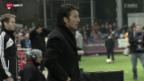 Video «Fussball: Rückblick Aarau - Basel» abspielen