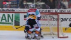 Video «Eishockey: SCL Tigers - Lakers» abspielen