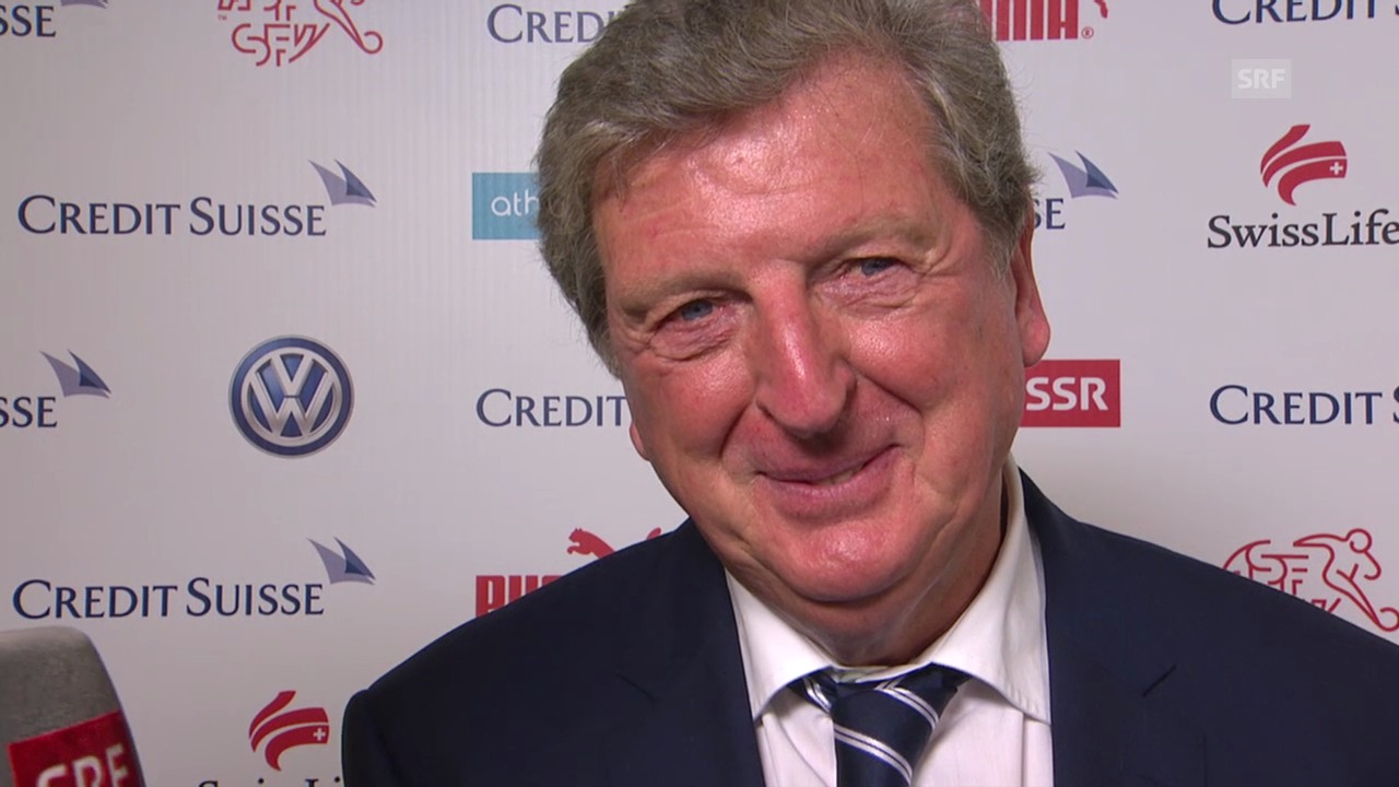 Roy Hodgson im Interview