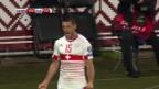 Video «Die Schweizer Tore in Lettland» abspielen