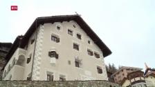 Laschar ir video «Reavertura dal Museum Engiadinais»
