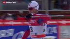 Video «Cologna verliert Führung an Northug» abspielen