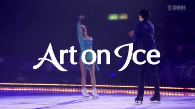 Video ««Art on Ice» 2015: Jubiläumsshow zum 20. Geburtstag» abspielen