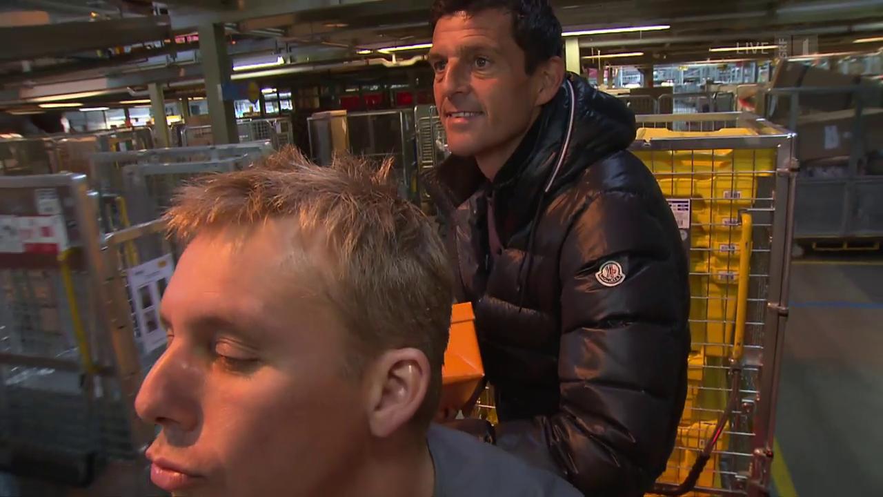 Reko mit Roman und Reto in Frauenfeld TG