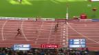 Video «Leichtathletik-EM: 400-m-Final Frauen» abspielen