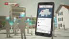 Video «Katastrophen-Warnung per Push-Nachricht» abspielen