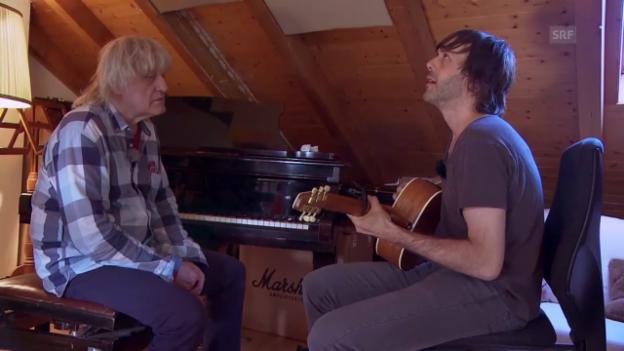 Video «Folge 4: Hanery Amman und Adrian Stern» abspielen