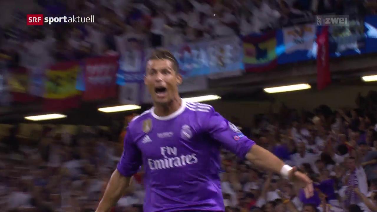 Ronaldos Titelhunger ist noch längst nicht gestillt