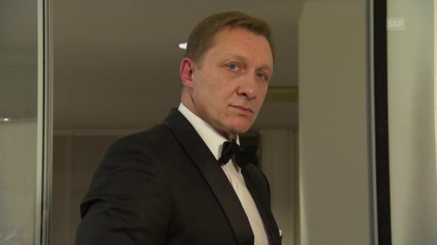 Video «Täuschend echt: Martin Langanke ist Daniel Craigs Doppelgänger» abspielen