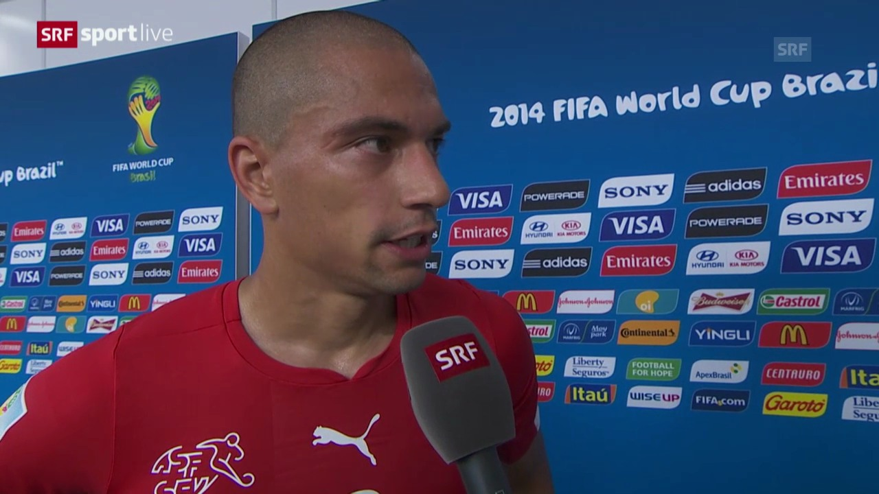 Fussball: Interview mit Gökhan Inler