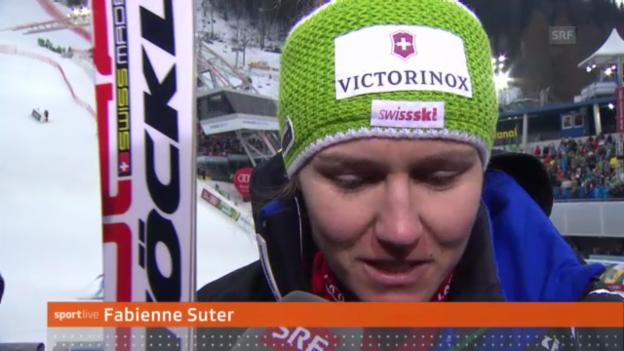 Video «Interview mit Fabienne Suter» abspielen