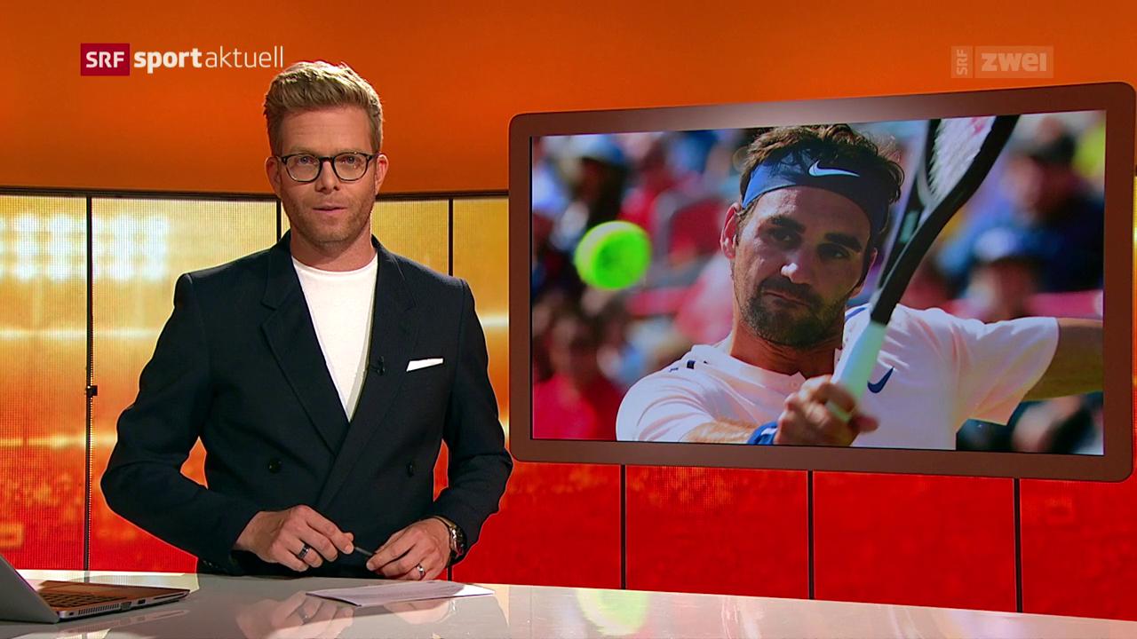US Open: Schwieriges Los für Federer