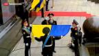 Video «Spannungen zwischen Russland und der Ukraine» abspielen