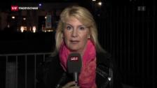 Video «Alexandra Gubser zu den Erwartungen der Gespräche» abspielen