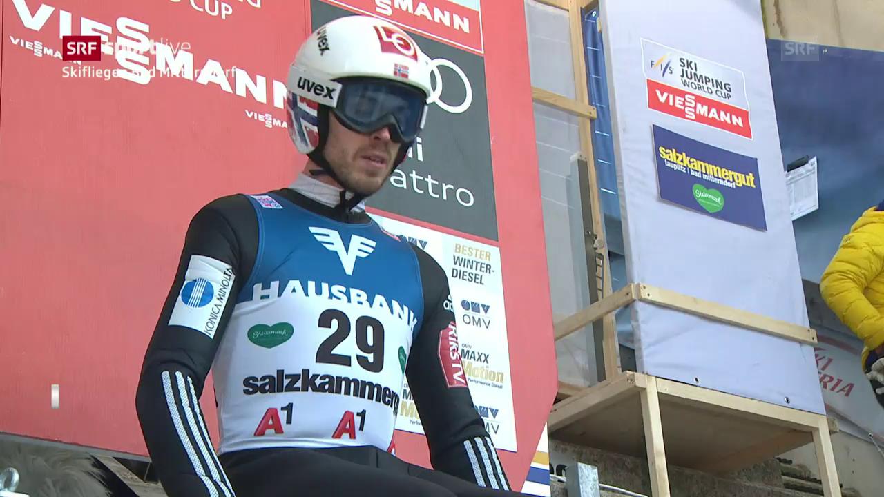 Sieg für Andreas Stjernen